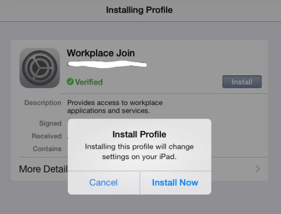 Creating SAN certificate request(3rd party CA) for ADFS Workplace ...